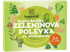 Bio Zeleninová polévka sv. Hildegardy 60g