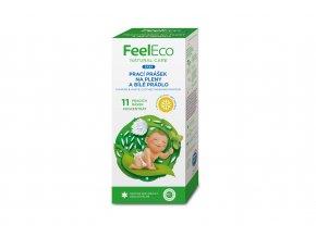 Prací prášek na pleny a bílé prádlo - Feel Eco 660g