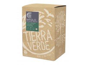 Tierra Verde – Tekuté mýdlo na ruce – rozmarýn, 5 l