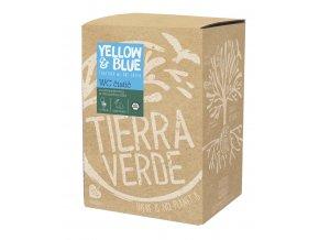Tierra Verde – WC čistič rozmarýn a citron (Yellow & Blue), 5 l