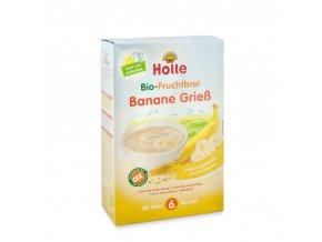 Banánová krupice BIO pro děti 250 g Holle