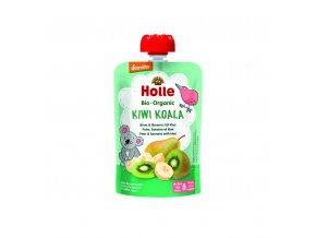 Ovocné pyré - hruška, banán, kiwi BIO pro děti 100 g Holle