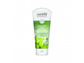 Tělový peeling Smooth Skin BIO 200 ml Lavera