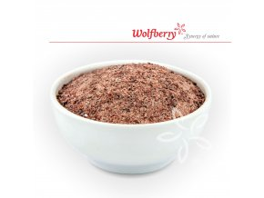 Himalájská sůl černá jemná KALA NAMAK 25 kg Wolfberry