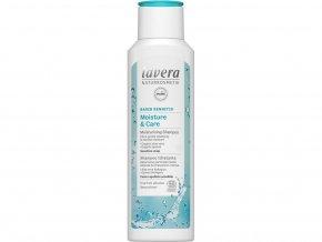 Bio Lavera Basis Šampon Moisture & Care 250ml