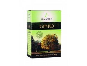 Juvamed Gingko čaj 50g