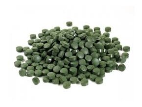 Chlorella 400 tablet Cocowoods