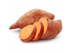 Bio batáty oranžové cca 1 kg