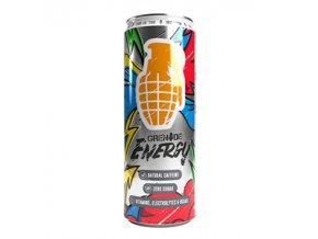 Energy drink 330 ml (Energetický nápoj)