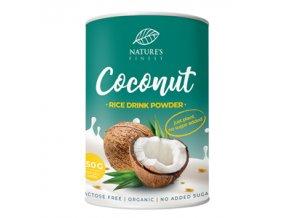 Rice Drink Powder Coconut Bio 250g (Veganská alternativa mléka / Rýžový prášek k přípravě BIO nápoje)