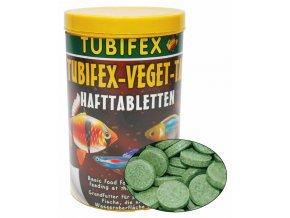 Tubifex Veget Tab 125 ml