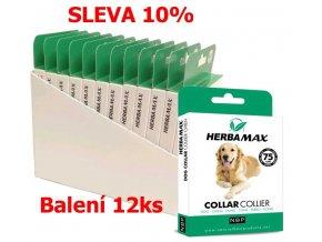 Herba Max Dog collar 75cm antipar.obojek-12KS-13508