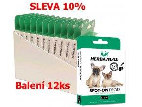 Herba Max Spot-on Dog&Cat Drops 5x1ml-12KS-13512