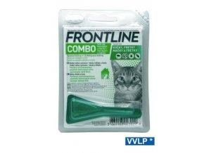 Frontline Combo spot-on kočka