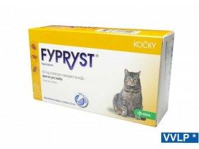 Fypryst spot-on kočka