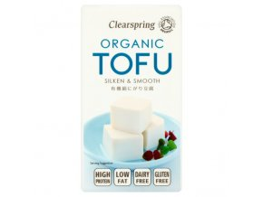 Clearspring Organic Silken Tofu 300g