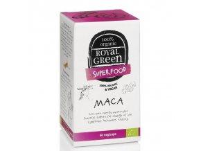 Royal Green Bio Maca 60 kapslí