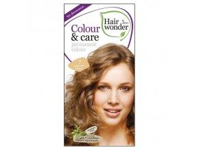 Hairwonder Dlouhotrvající barva BIO STŘEDNĚ BLOND 7 100 ml