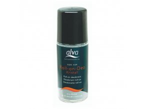ALVA FOR HIM - Deo krystal roll-on 50 ml