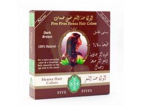 Henna Lamda tmavě hnědá 100 g