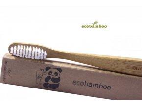 Ecobamboo Bambusový kartáček pro děti (soft)