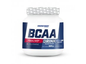 BCAA Drink 500g cherry