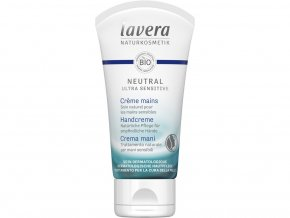 Lavera Neutral ultra sensitive Krém na ruce 50ml