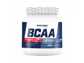 BCAA Drink 500g red fruits