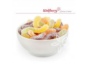 Ovocné bonbóny Žížalky BIO 5 kg Wolfberry