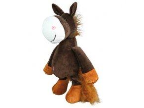 Plyšový kůň 32 cm