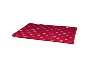 Flízová vánoční deka YUKI 100x70 - 3 barvy