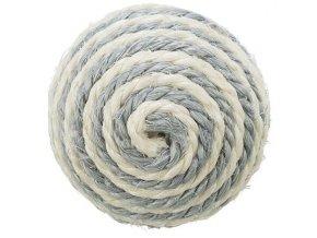 Sisalový míč 6 cm