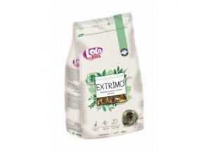 EXTRIMO kompletní krmivo pro potkany v sáčku se zipem 750 g