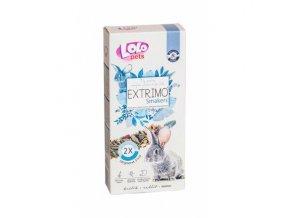 EXTRIMO SMAKERS tyčinky pro králíky 2ks/100 g