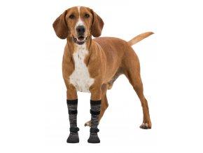 Chodící ponožky, ochrana pacek, protiskluzové S-M 2 ks