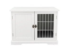 Home Kennel - bouda/pelíšek, M: 73x53x53cm, bílá