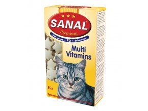 SANAL PREMIUM multivitamin CAT 85 tablet