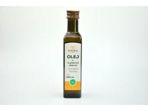 Olej z vlašských ořechů lisovaný za studena - Natural 250ml