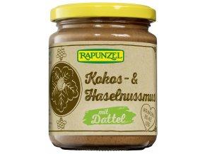 Bio kokosovo oříšková pomazánka s datlemi RAPUNZEL 250 g