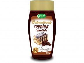 Topping čokoláda 330g
