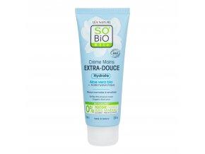 Krém na ruce Extra jemný hydratační s aloe vera 75 ml BIO SO'BiO étic