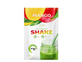 Matcha shake mango 30 g BIO