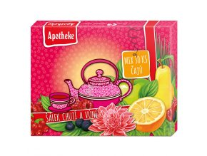 Apotheke Dárková kolekce Prémiových čajů 30ns