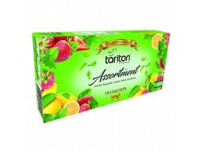 Tarlton ASSORTMENT zelený čaj 100ns