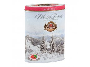 Basilur Winter Berries Malina čaj 100g