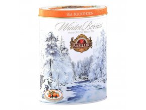 Basilur Winter Berries Rakytník 100g