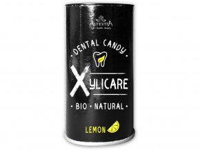 Bio Xylitolové bonbóny Lemon 95g - 25ks