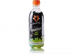 Bio Pure energy CBD nápoj 400ml