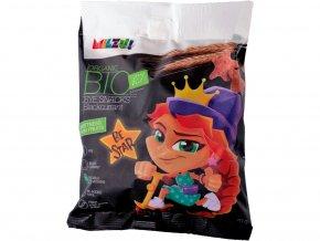 Bio Křupavý snack Hvězdičky s černým rybízem 70g