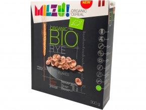 Bio Žitné cereálie bez cukru 300g